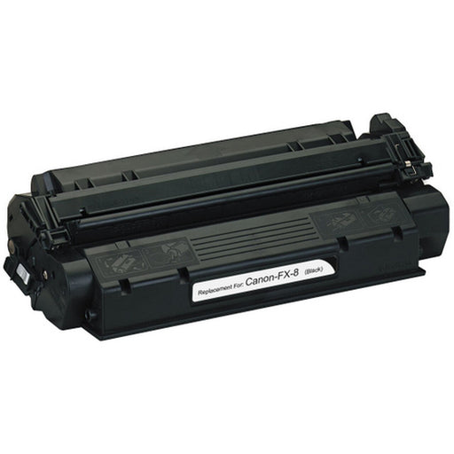 Canon 8955A001AA (FX8) Black Compatible U.S. Made Laser Toner