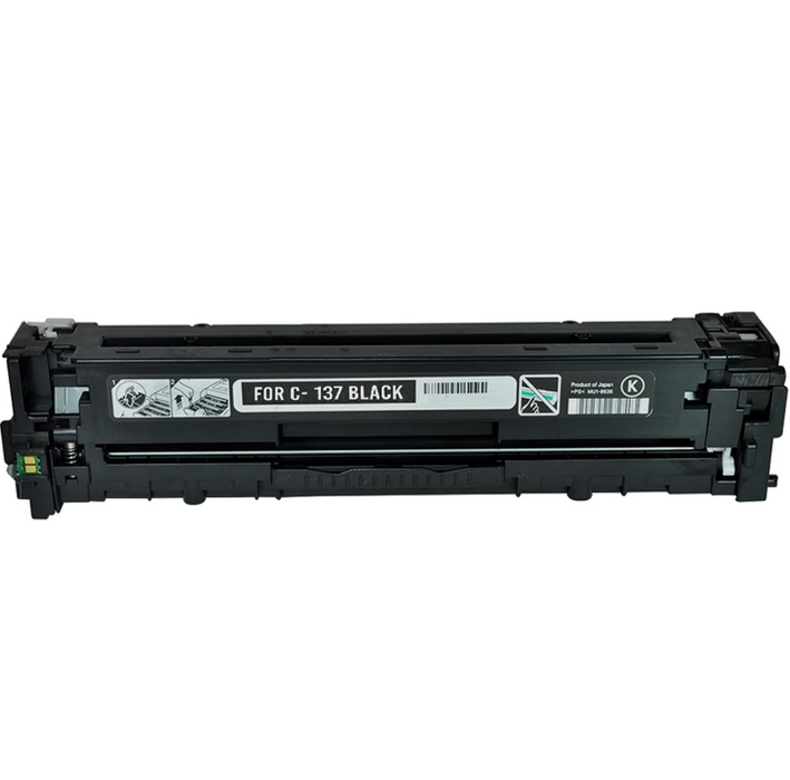 Canon 9435B001AA (137) Black Compatible U.S. Made Laser Toner