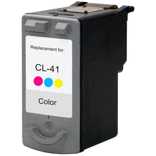 Canon CL-41 Tri-Color Compatible U.S. Made Ink Cartridge