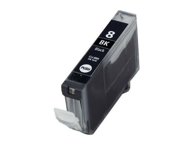 Canon CLI-8BK Black Compatible Ink Cartridge