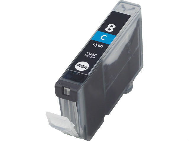 Canon CLI-8C Cyan Compatible Ink Cartridge
