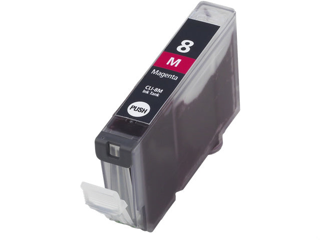 Canon CLI-8M Magenta Compatible U.S. Made Ink Cartridge