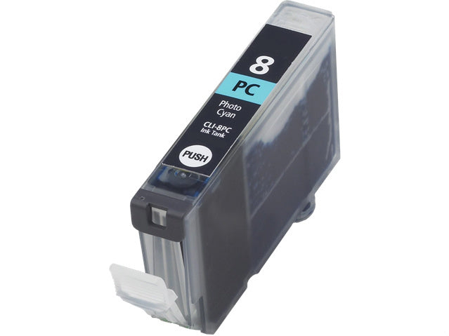 Canon CLI-8PC Photo Cyan Compatible Ink Cartridge