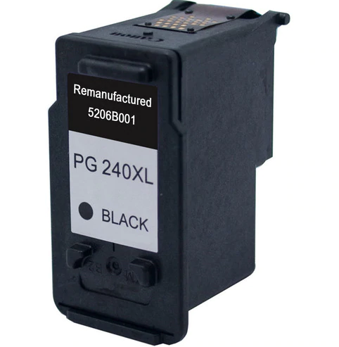 Canon PG-240XL Black Compatible U.S. Made Ink Cartridge