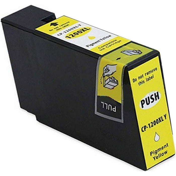 Canon PGI-1200XLY Yellow Compatible U.S. Made Ink Cartridge