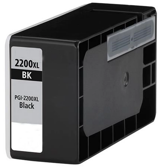 Canon PGI-2200XLBK Black Compatible U.S. Made Ink Cartridge