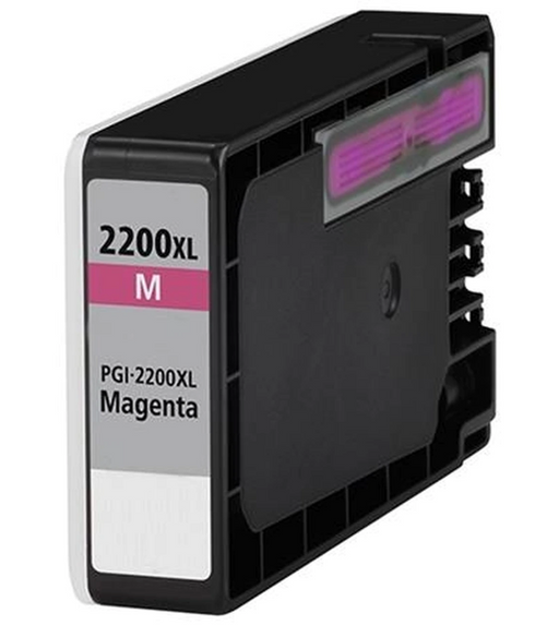 Canon PGI-2200XLM Magenta Compatible U.S. Made Ink Cartridge