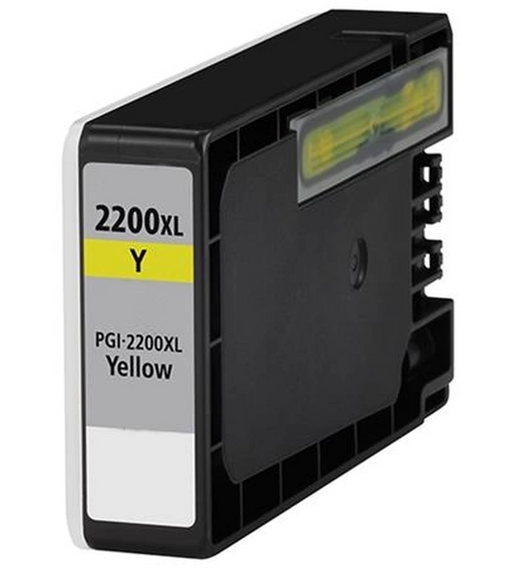 Canon PGI-2200XLY Yellow Compatible Ink Cartridge