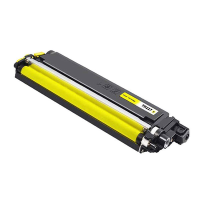 Brother TN223Y (TN227Y) Yellow Compatible Laser Toner