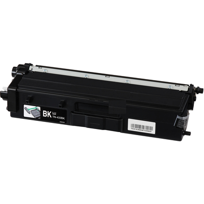Brother TN433BK Black Compatible Laser Toner