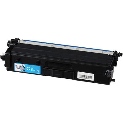 Brother TN433C Cyan Compatible Laser Toner