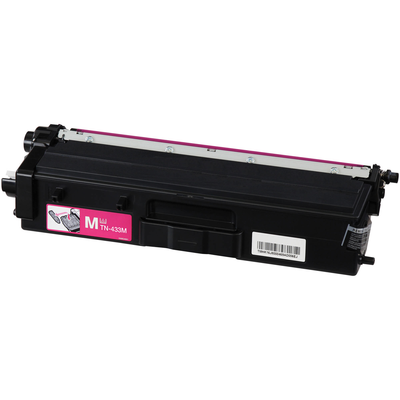 Brother TN433M Magenta Compatible Laser Toner