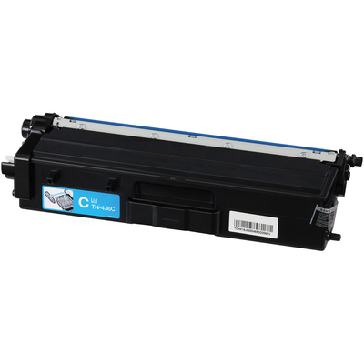 Brother TN436BC Cyan Compatible Laser Toner