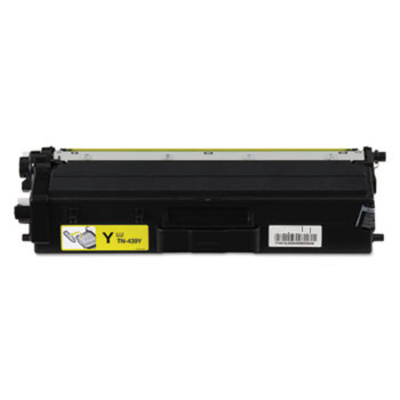 Brother TN439Y Yellow Compatible Laser Toner