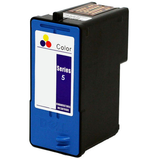 Dell M4646 Tri-Color Remanufactured U.S. Made Ink Cartridge