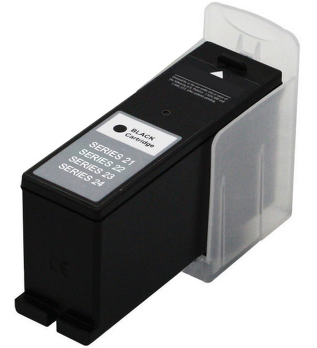 Dell U313R Black Remanufactured Ink Cartridge
