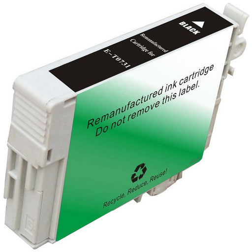 Epson T073120 (73) Black Remanufactured Ink Cartridge