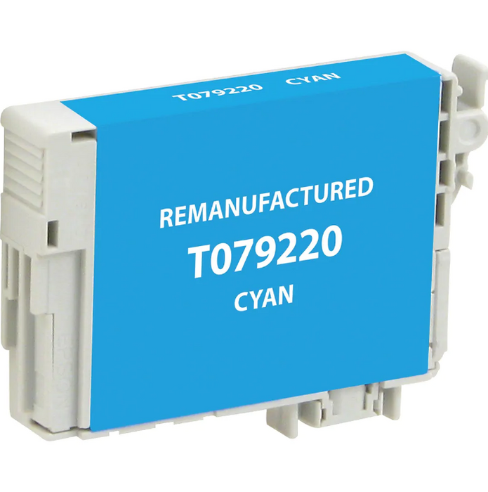 Epson T079220 (79) Cyan Remanufactured Ink Cartridge