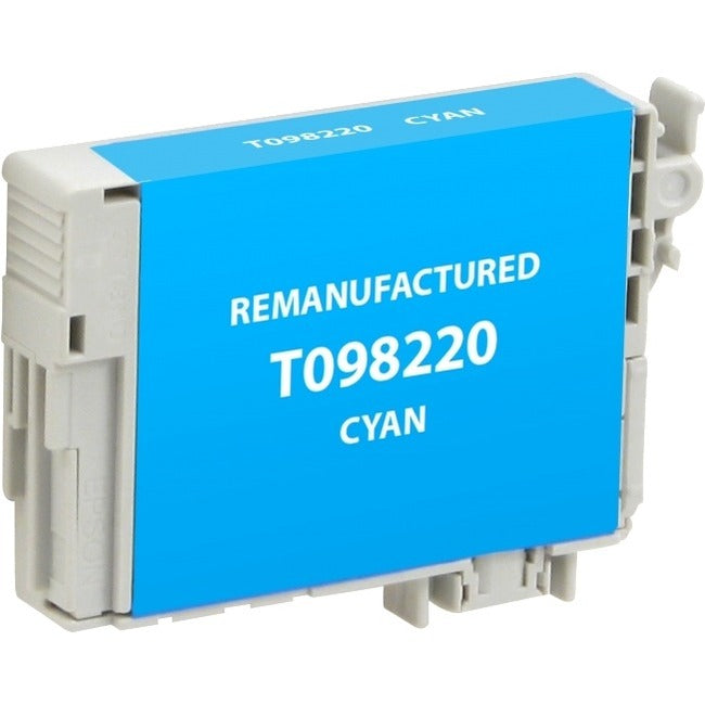 Epson T098220 (98) Cyan Remanufactured Ink Cartridge
