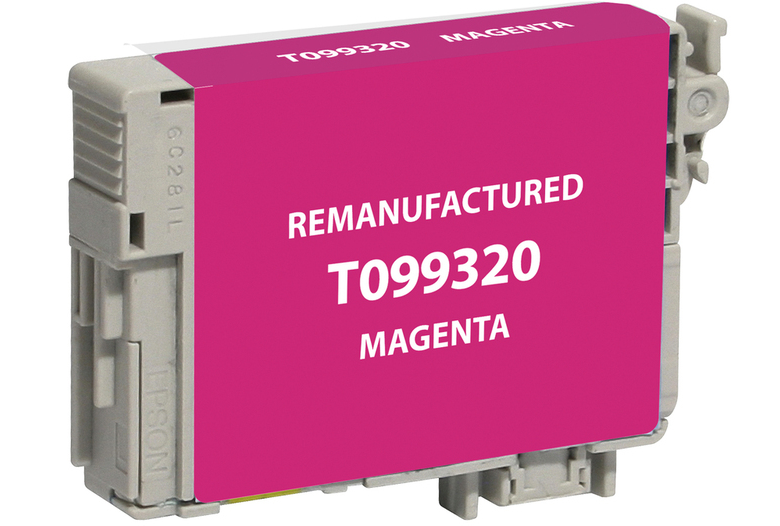 Epson T099320 (99) Magenta Remanufactured Ink Cartridge