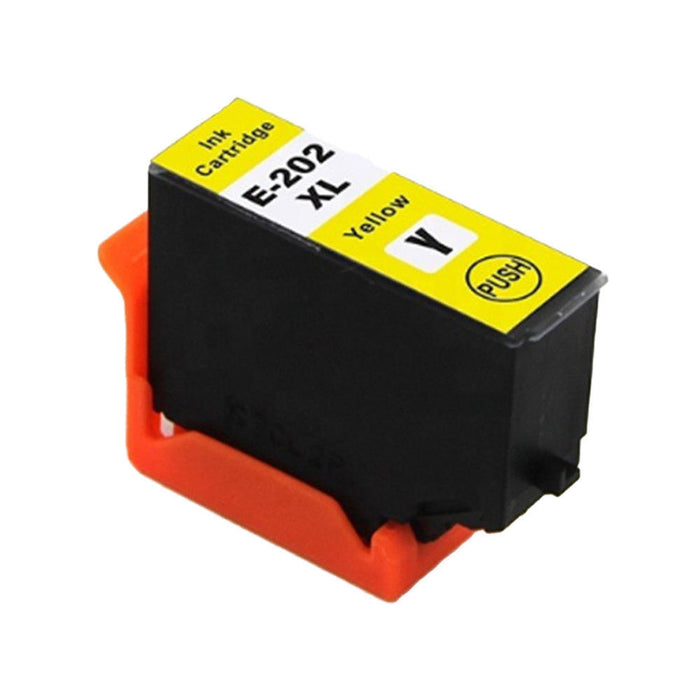 Epson T202XL420-S (202XL) Yellow Remanufactured Ink Cartridge