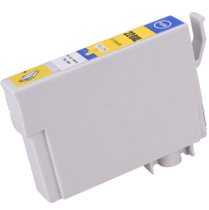 Epson T220420 / T220XL420 (220XL) Yellow Remanufactured Ink Cartridge