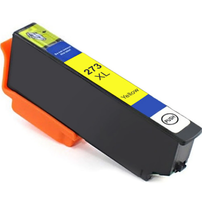 Epson T2734XL (273XL) Yellow Remanufactured Ink Cartridge