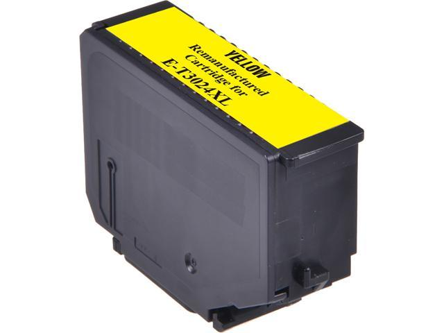 Epson T3024XL (302XL) Yellow Remanufactured Ink Cartridge