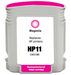 HP C4837AN (HP 11) Magenta Remanufactured Ink Cartridge