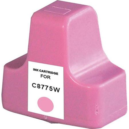 HP C8775WN (HP 02) Light Magenta Remanufactured U.S. Made Ink Cartridge