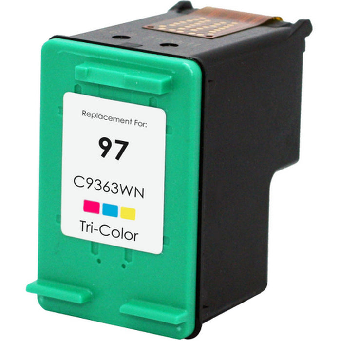 HP C9363WN (HP 97) Color Remanufactured Ink Cartridge