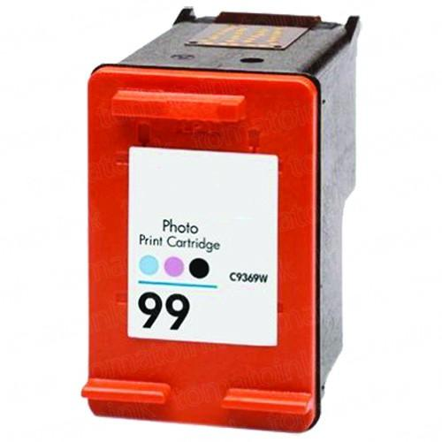 HP C9369W (HP 99) Photo Color Remanufactured U.S. Made Ink Cartridge