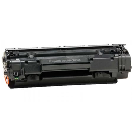 HP CB435A (HP 35A) Black Compatible U.S. Made Laser Toner