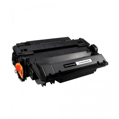 HP CE255A (HP 55A) Black Compatible U.S. Made Laser Toner