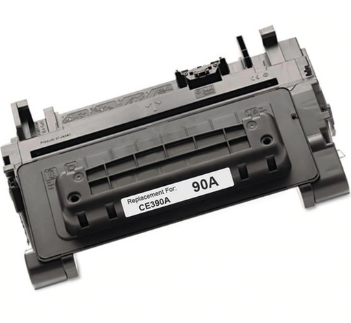 HP CE390A (HP 90A) Black Compatible U.S. Made Laser Toner