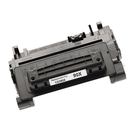 HP CE390X (HP 90X) Black Compatible U.S. Made Laser Toner