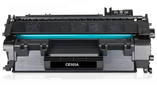 HP CE505A (HP 05A) Jumbo Black Compatible Laser Toner