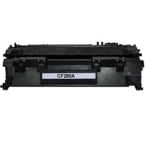 HP CF280A (HP 80A) Black Compatible U.S. Made Laser Toner