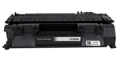 HP CF280A (HP 80A) Jumbo Black Compatible U.S. Made Laser Toner