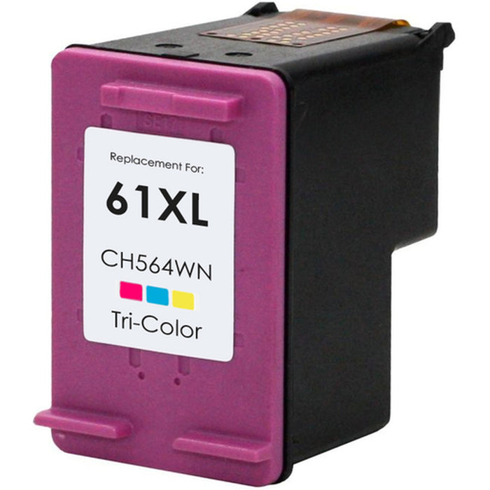HP CH564WN (HP 61XL) Color Remanufactured Ink Cartridge