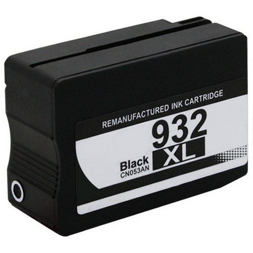 HP CN053AN (HP 932XL) Black Remanufactured U.S. Made Ink Cartridge