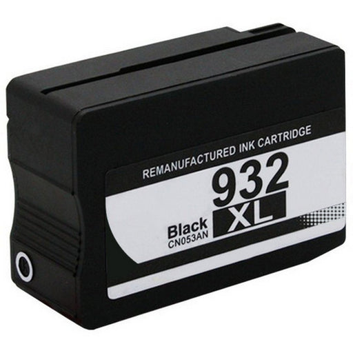 HP CN053AN (HP 932XL) Black Remanufactured Ink Cartridge