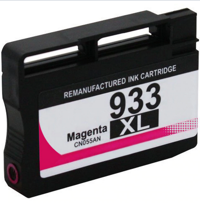 HP CN055AN (HP 933XL) Magenta Remanufactured Ink Cartridge