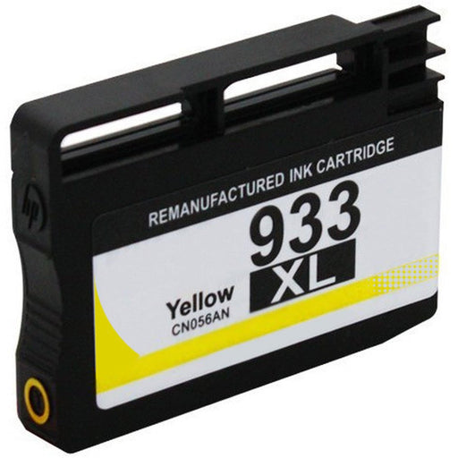 HP CN056AN (HP 933XL) Yellow Remanufactured U.S. Made Ink Cartridge