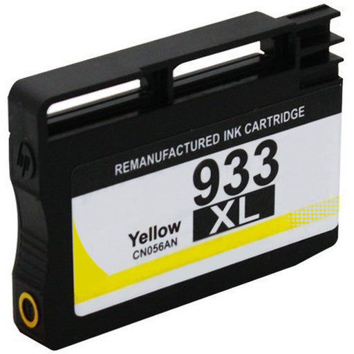 HP CN056AN (HP 933XL) Yellow Remanufactured Ink Cartridge