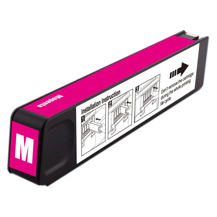 HP CN627A (HP 971XL) Magenta Remanufactured Ink Cartridge