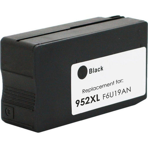 HP F6U19AN (HP 952XL) Black Remanufactured U.S. Made Ink Cartridge