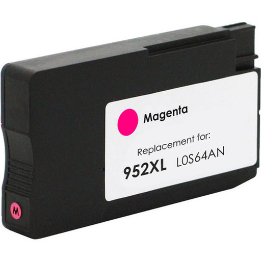 HP LOS64AN (HP 952XL) Magenta Remanufactured Ink Cartridge