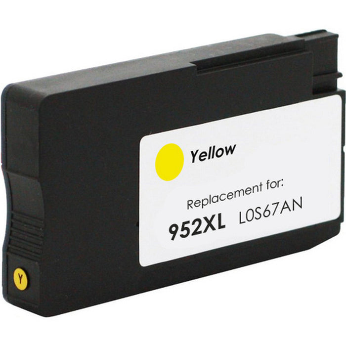 HP LOS67AN (HP 952XL) Yellow Remanufactured Ink Cartridge