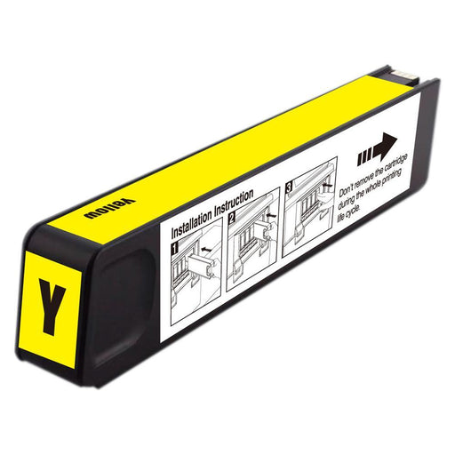 HP CN628A (HP 971XL) Yellow Remanufactured U.S. Made Ink Cartridge